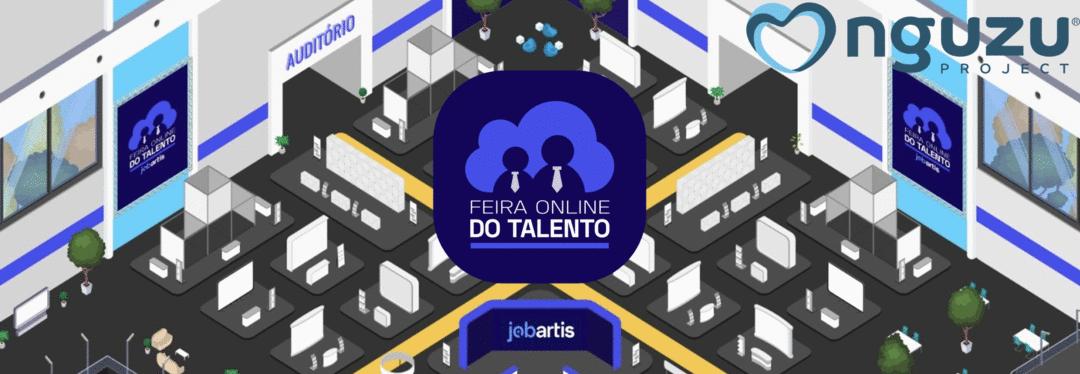 Feira Online do Talento 2020Jobartis para Angola